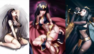 50 Hot Picture Of Tharja From Fire Emblem Which Will Make You Fanrasize Her
