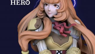 Raphtalia From The Rising of the Shield Hero 3D Print Model STL File